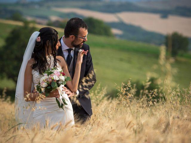 Il matrimonio di Pierluigi e Valentina a San Marcello, Ancona 83
