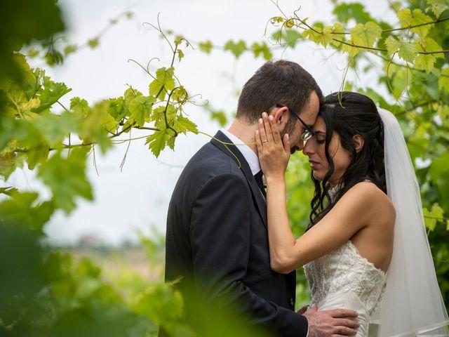 Le nozze di Valentina e Pierluigi