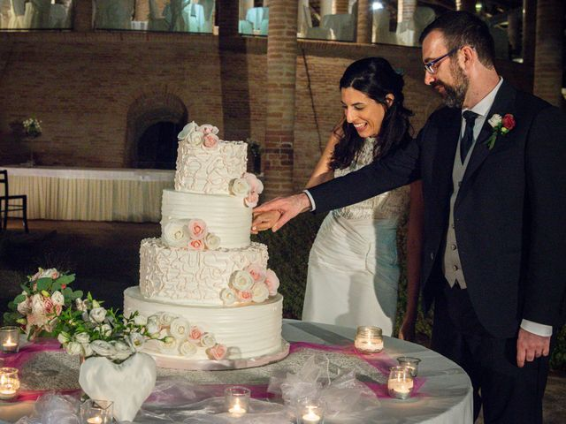 Il matrimonio di Pierluigi e Valentina a San Marcello, Ancona 114