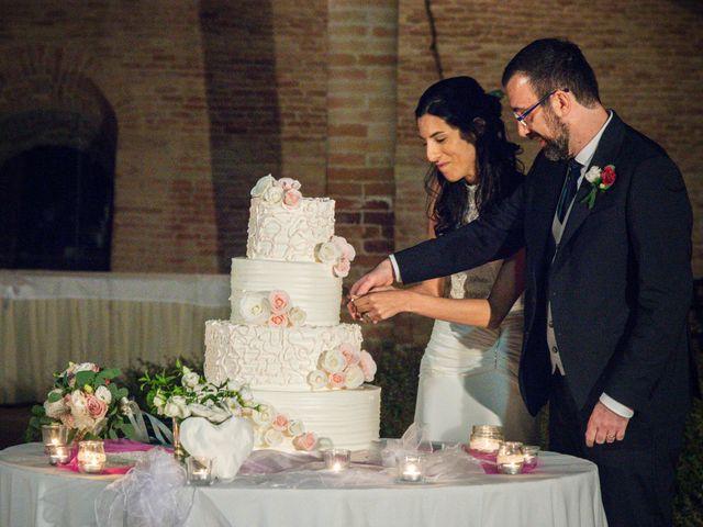 Il matrimonio di Pierluigi e Valentina a San Marcello, Ancona 115