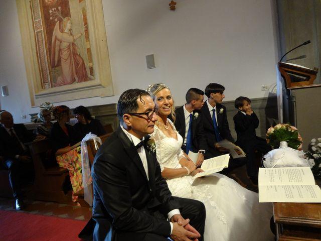 Il matrimonio di Luciano e Silvia a Bagno a Ripoli, Firenze 4