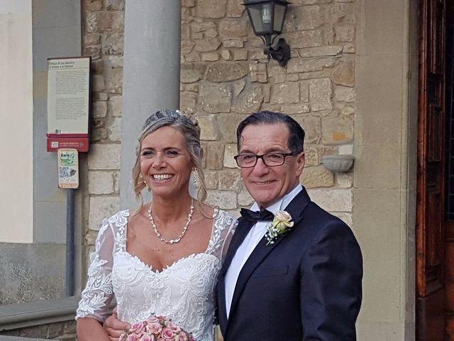 Il matrimonio di Luciano e Silvia a Bagno a Ripoli, Firenze 10