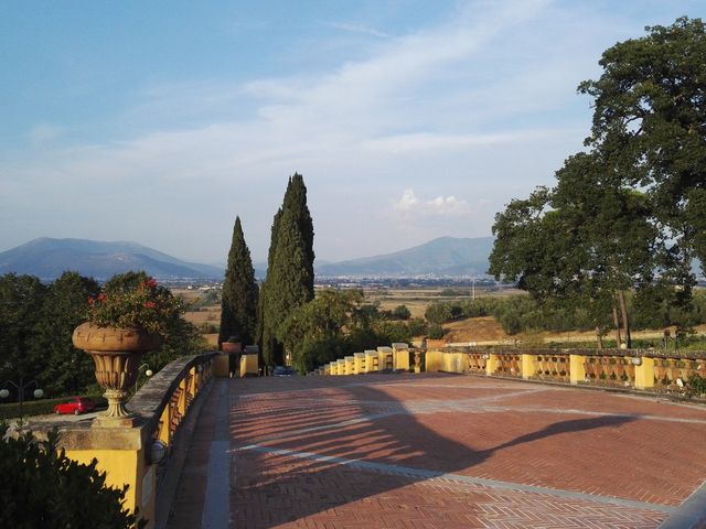 Il matrimonio di Luciano e Silvia a Bagno a Ripoli, Firenze 1
