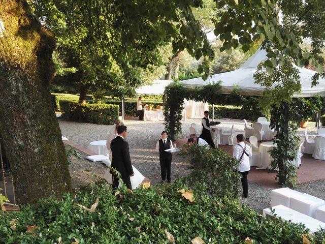 Il matrimonio di Luciano e Silvia a Bagno a Ripoli, Firenze 24