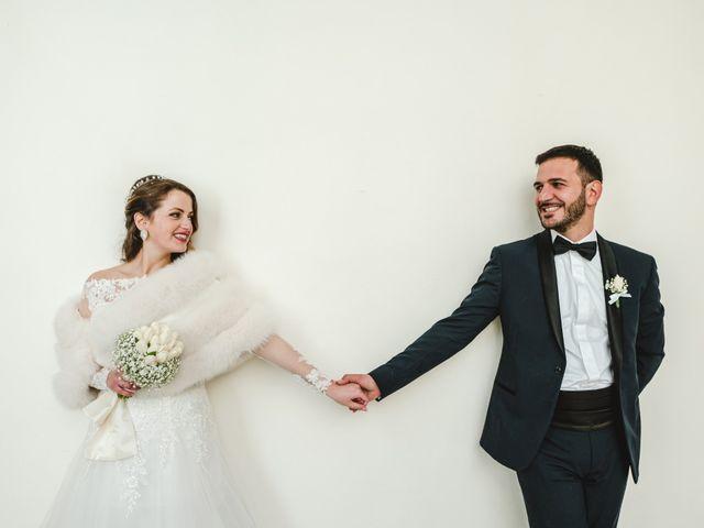 Le nozze di Erica e Vito