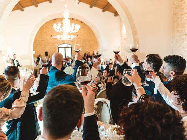 Il matrimonio di Vito e Erica a Chiaramonte Gulfi, Ragusa 42