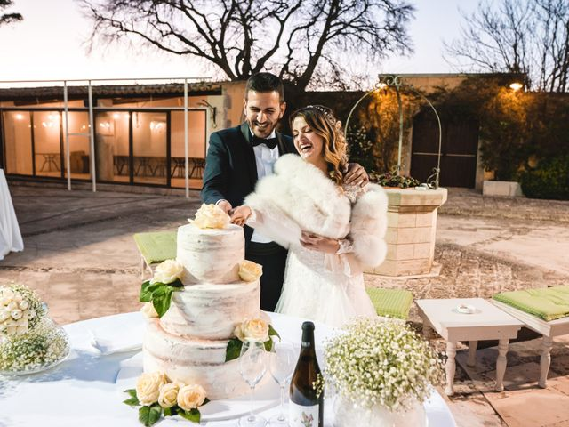Il matrimonio di Vito e Erica a Chiaramonte Gulfi, Ragusa 47