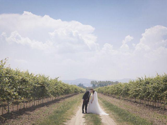 Il matrimonio di Marco e Francesca a Modena, Modena 45