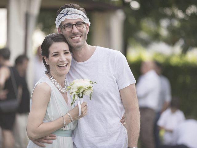 Il matrimonio di Marco e Francesca a Modena, Modena 70