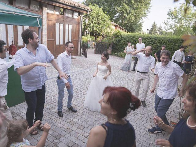 Il matrimonio di Marco e Francesca a Modena, Modena 72