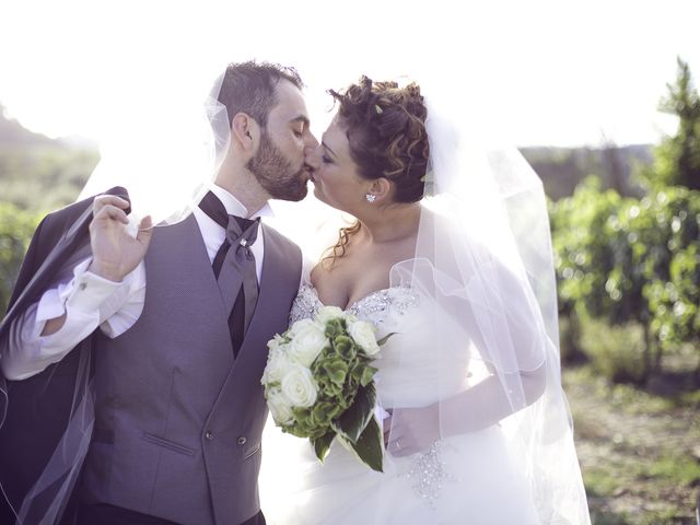 Il matrimonio di Antonio e Chiara a Castelfranco di Sotto, Pisa 1