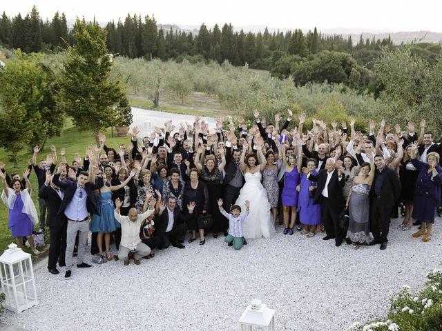 Il matrimonio di Antonio e Chiara a Castelfranco di Sotto, Pisa 2