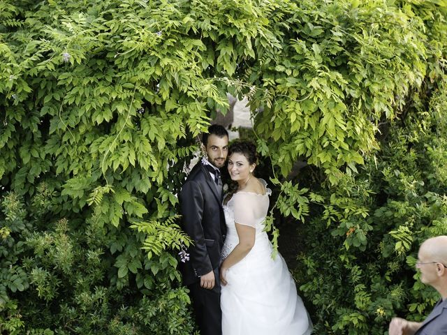 Il matrimonio di Antonio e Chiara a Castelfranco di Sotto, Pisa 3