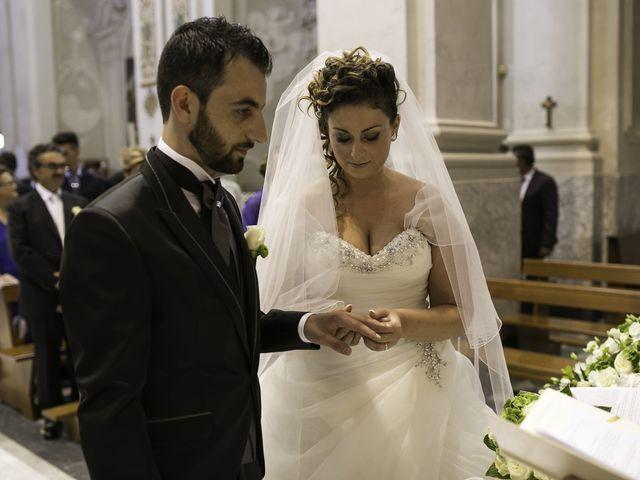 Il matrimonio di Antonio e Chiara a Castelfranco di Sotto, Pisa 7