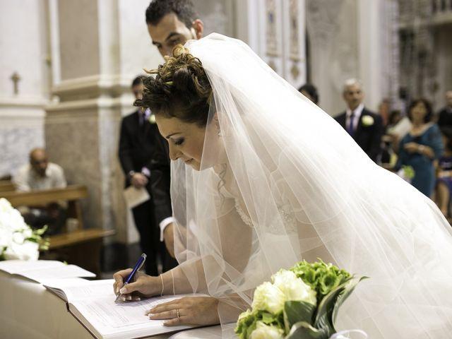 Il matrimonio di Antonio e Chiara a Castelfranco di Sotto, Pisa 8