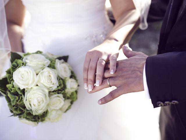 Il matrimonio di Antonio e Chiara a Castelfranco di Sotto, Pisa 10
