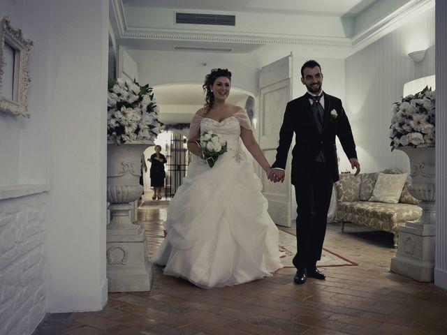 Il matrimonio di Antonio e Chiara a Castelfranco di Sotto, Pisa 11
