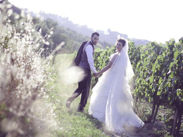 Il matrimonio di Antonio e Chiara a Castelfranco di Sotto, Pisa 12