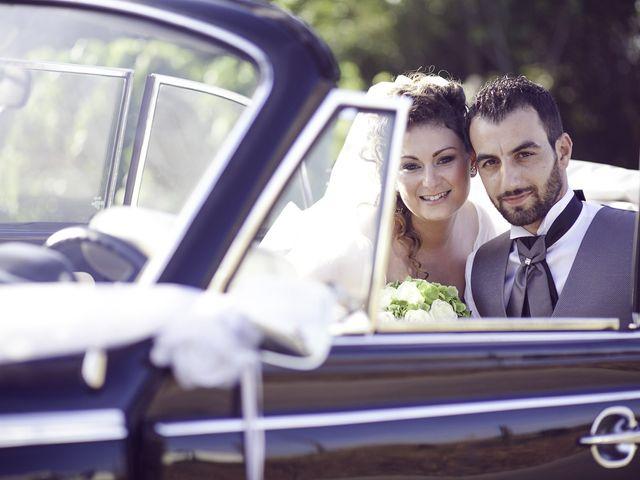 Il matrimonio di Antonio e Chiara a Castelfranco di Sotto, Pisa 13