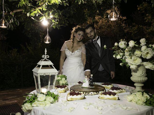 Il matrimonio di Antonio e Chiara a Castelfranco di Sotto, Pisa 15