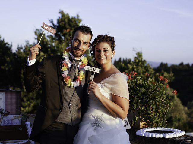 Il matrimonio di Antonio e Chiara a Castelfranco di Sotto, Pisa 17