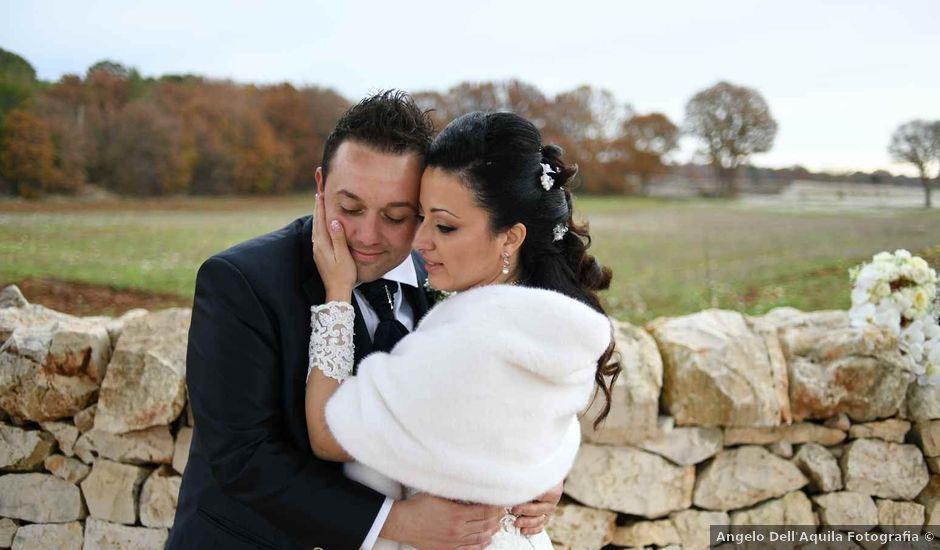 Il matrimonio di Francesco e Donatella a Grottaglie, Taranto