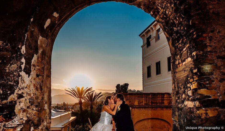 Il matrimonio di Giovanni e Stefania a Bordighera, Imperia