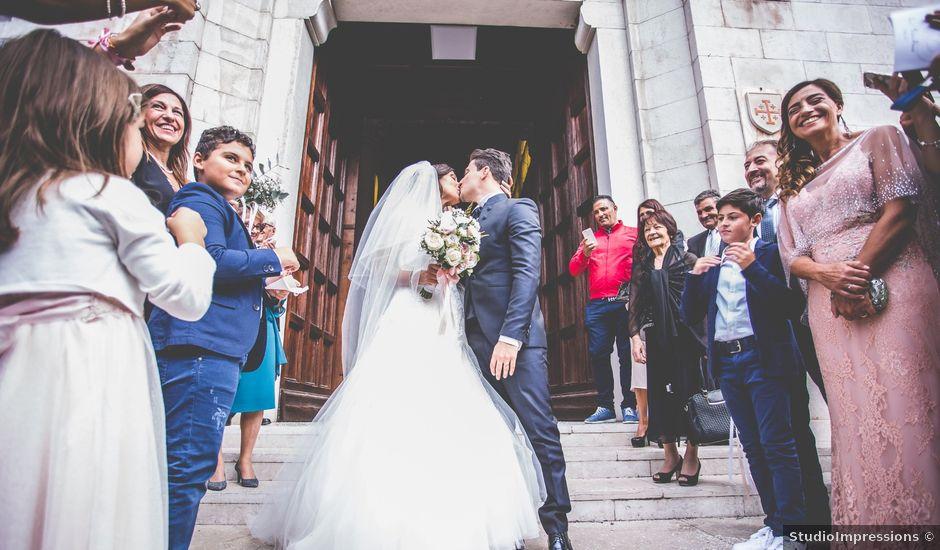 Il matrimonio di Andrea e Sara a Pescara, Pescara