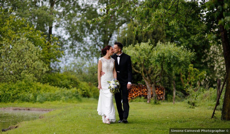 Il matrimonio di Davide e Federica a Milano, Milano