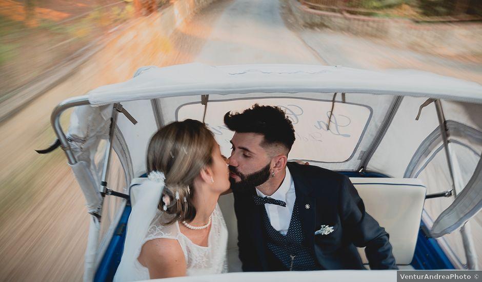 Il matrimonio di Michael e Simona a Caltagirone, Catania