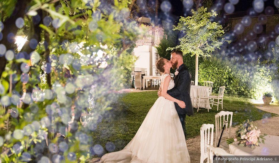 Il matrimonio di Domenico e Lucia a Tolentino, Macerata