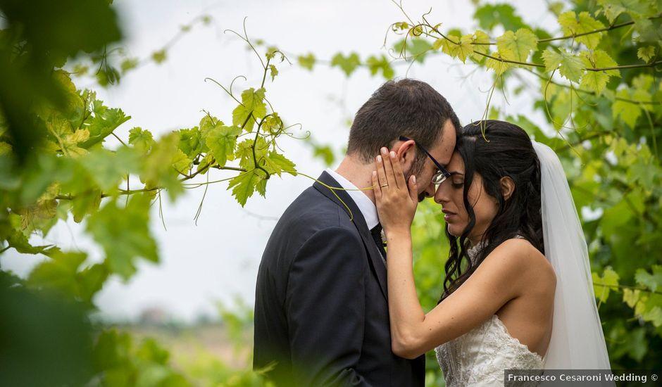 Il matrimonio di Pierluigi e Valentina a San Marcello, Ancona