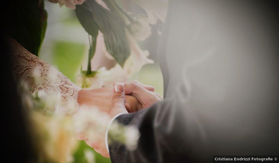 Il matrimonio di Elena e Angela a Bagnone, Massa Carrara