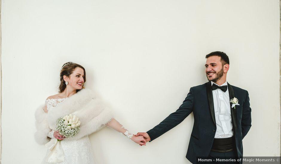 Il matrimonio di Vito e Erica a Chiaramonte Gulfi, Ragusa