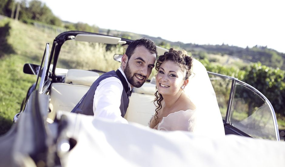 Il matrimonio di Antonio e Chiara a Castelfranco di Sotto, Pisa