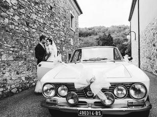 Le nozze di Patrizia e Giovanni