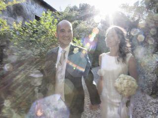 Le nozze di Vincenza e Stefano