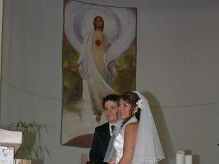 Le nozze di Nicola e Federica