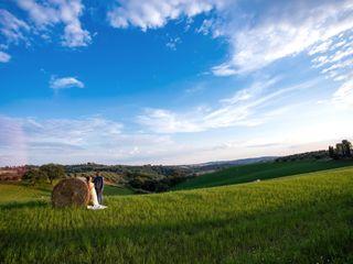Le nozze di Martina e Chindi