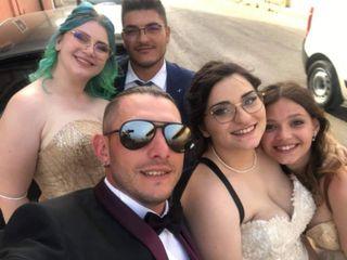 Le nozze di Vanessa e Mario 1