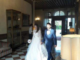 Le nozze di Veronica e Ilario