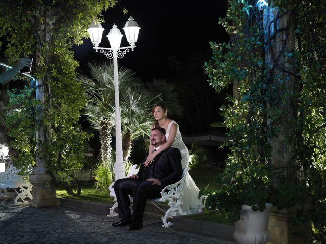 Le nozze di Anna e Raffaele