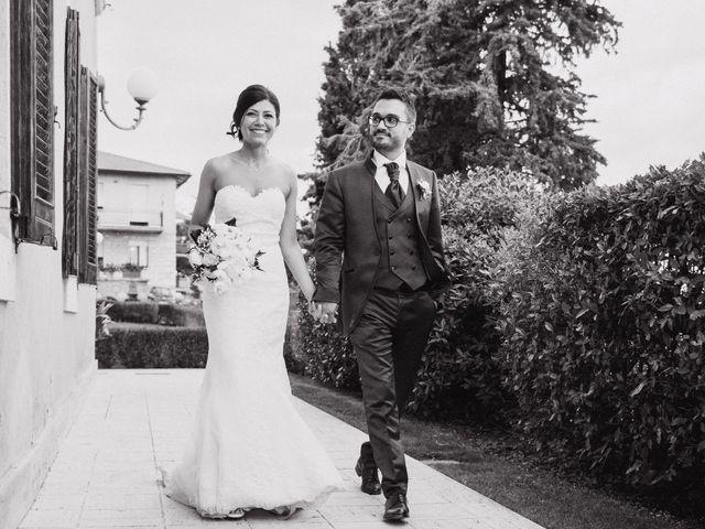 le nozze di Daniela e Fabrizio