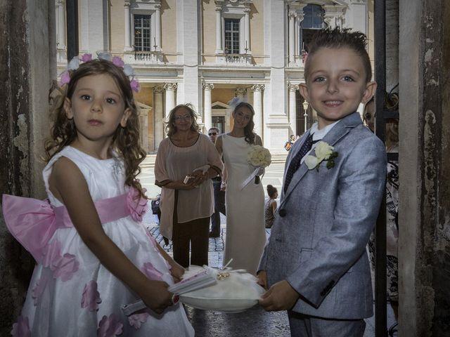 Il matrimonio di Stefano e Vincenza a Roma, Roma 4