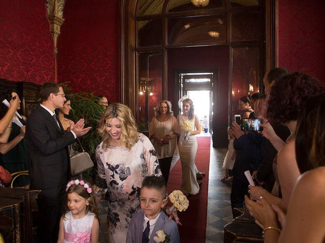 Il matrimonio di Stefano e Vincenza a Roma, Roma 5
