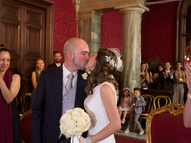 Il matrimonio di Stefano e Vincenza a Roma, Roma 7