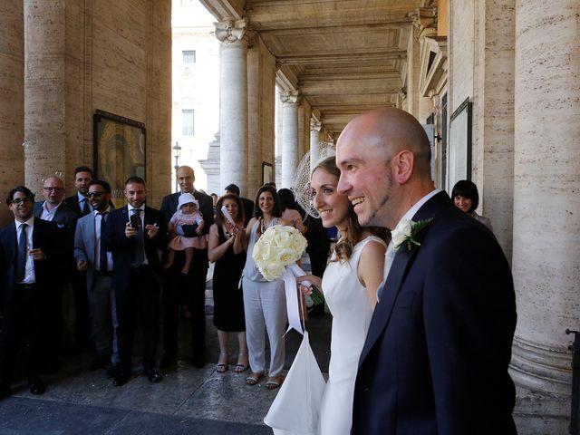 Il matrimonio di Stefano e Vincenza a Roma, Roma 9