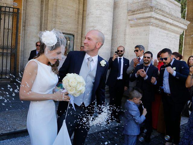 Il matrimonio di Stefano e Vincenza a Roma, Roma 10