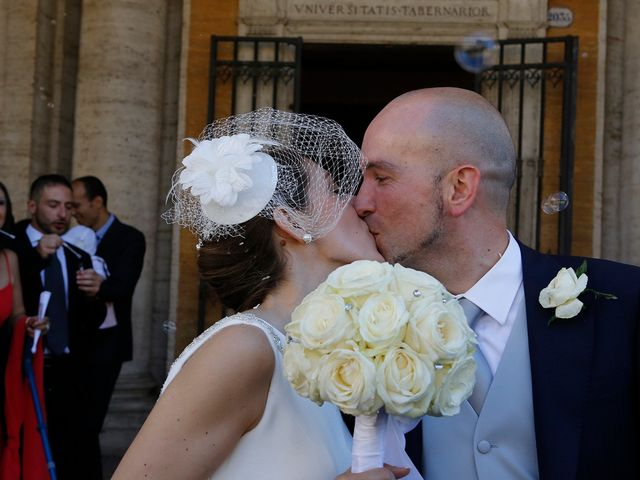 Il matrimonio di Stefano e Vincenza a Roma, Roma 11