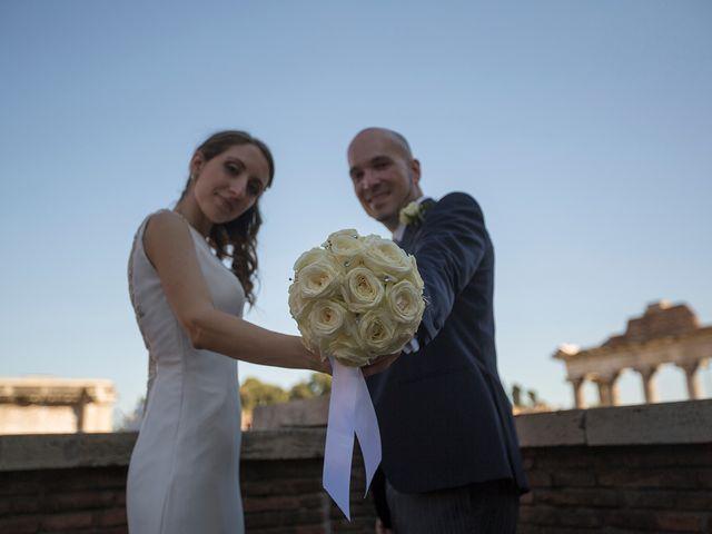 Il matrimonio di Stefano e Vincenza a Roma, Roma 12